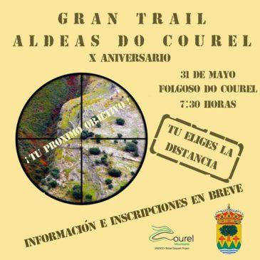 31 DE MAIO 2020 TRAIL ALDEAS DO COUREL