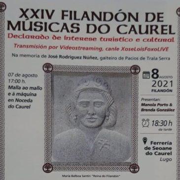 XXIV FILANDÓN DE MÚSICAS DO CAUREL
